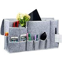 seguryy Bett Organizer Zum Aufhängen Storage Caddy Betttaschen 12 Taschen groß, Caddy Organizer Storage Kabine Etagenbetten Sofa – 57,9 x 30 x 8 cm