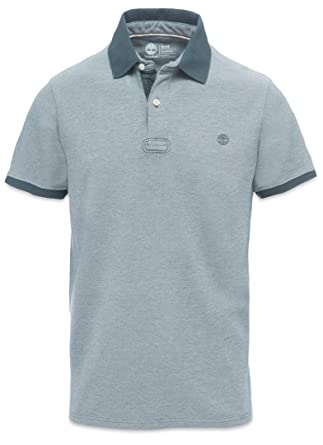 Timberland Slim Millers River Polo Hombre A1bdx: Amazon.es: Ropa y ...