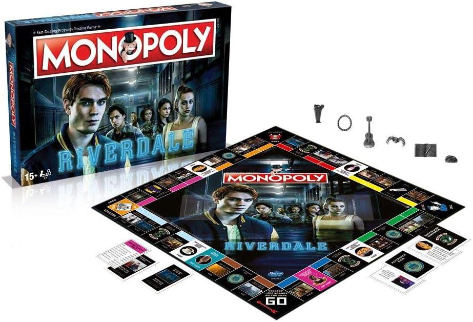 Monopoly WM00085-EN1-6 Riverdale Various