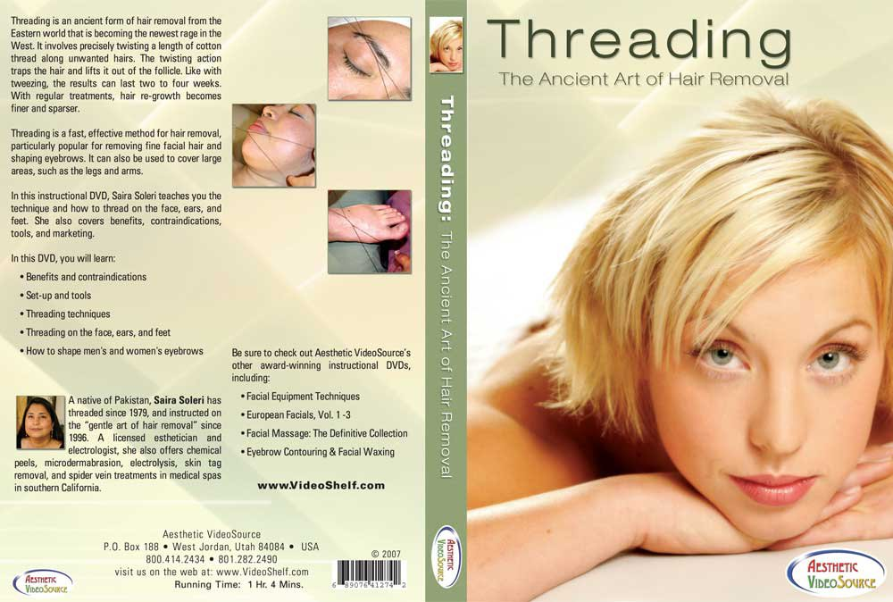 Amazon Threading The Ancient Art Of Hair Removal Learn How