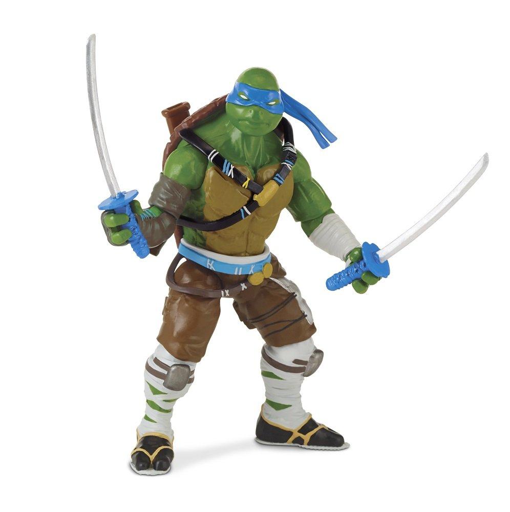 Tortugas Ninja - Movie 2 Leonardo (Giochi Preziosi TUV00000)