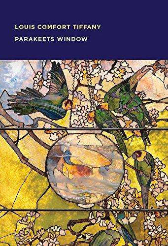 Louis Comfort Tiffany: Parakeets -