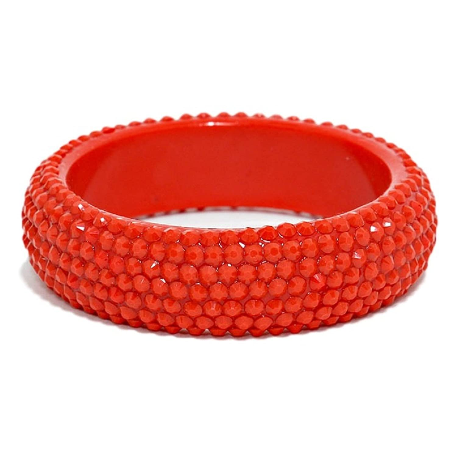 acrylic girls women thread for product partywear red sukriti bangles silk set of