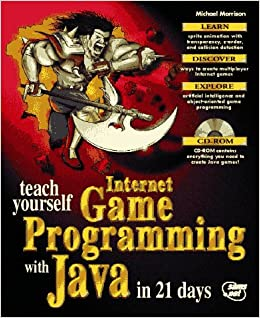 Teach yourself internet game programming with java in 21 days teach yourself internet game programming with java in 21 days michael morrison 9781575211480 amazon books solutioingenieria Image collections