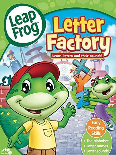 Leapfrog: Letter Factory (Best Tablet For Classroom)