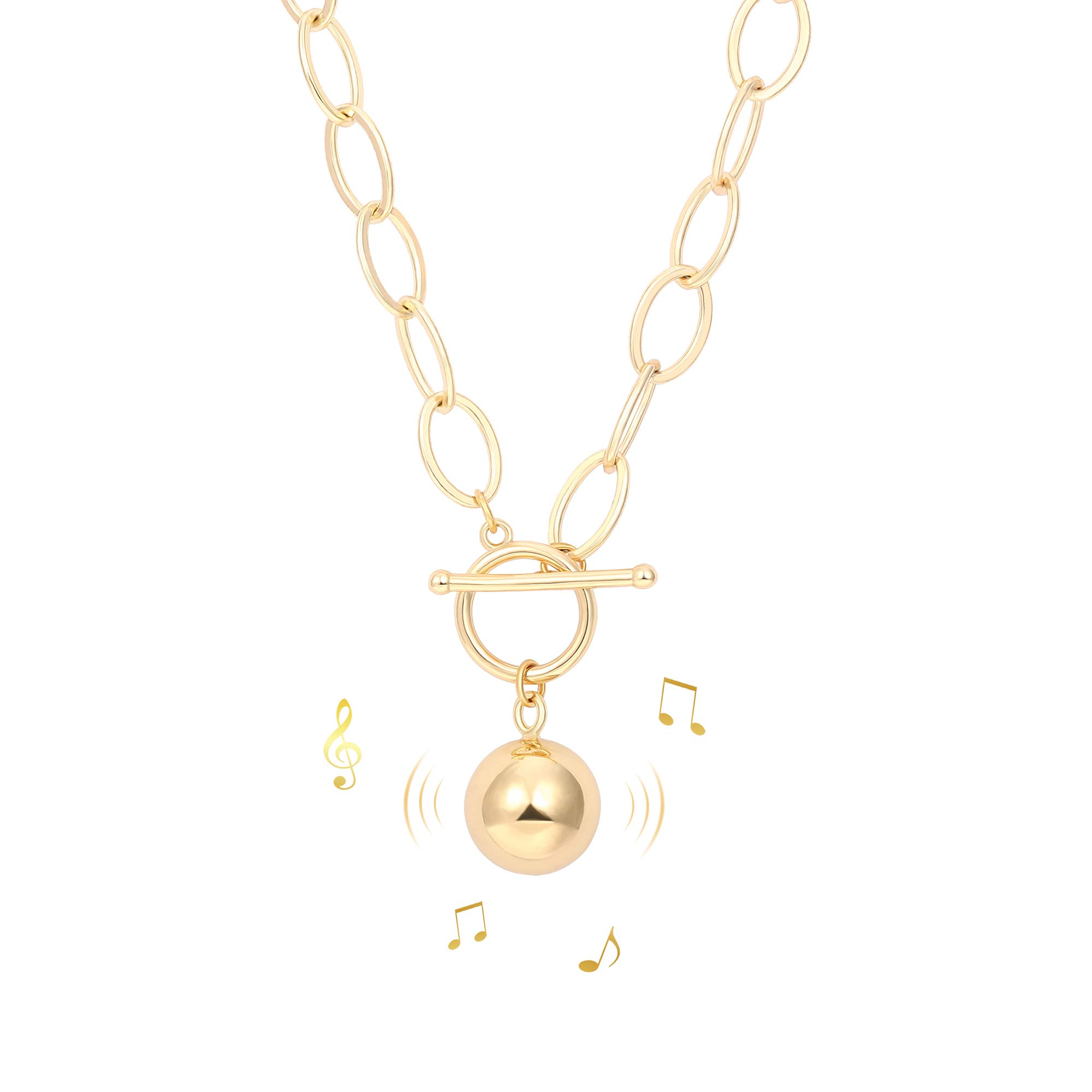 Evil Eye Necklace 18k Gold Plated Medal with 20 inch Chain Evil Eye Charm Pendant with 20 inch Chain