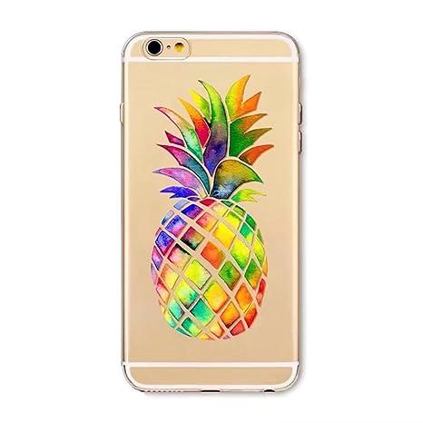 custodia iphone 6 ananas
