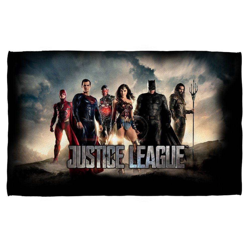 Time For Heroes -- Justice League Movie -- Golf Towel (16'' x 24'')