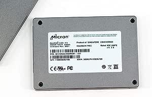 مايكروون ريلدز C400 اس اي دي 256 جيجا SATA3 2.5