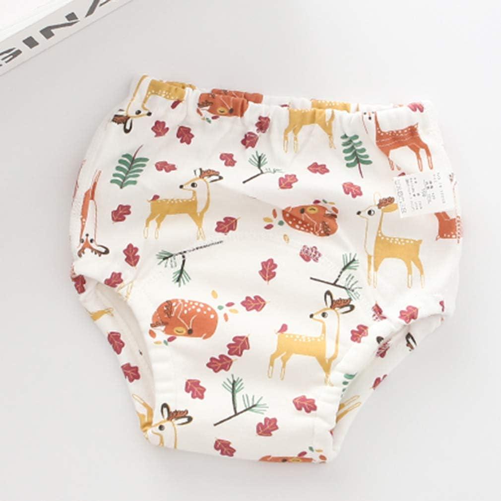 EOZY Baby Windelhose M/ädchen Junge Trainerhosen T/öpfchentraining Trainer Unterhose