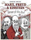 buy book  Marx Freud & Einstein: Heroes of the Mind