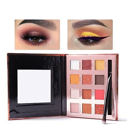 FOCALLURE 12 Colores Paletas de Sombras de Ojos ...