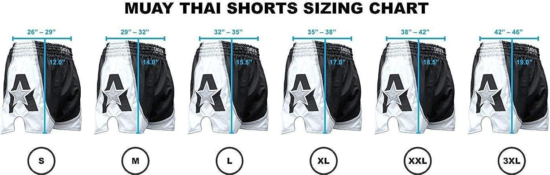 Anthem Athletics Infinity Muay Thai Shorts Thai Boxing Kickboxing Striking