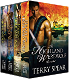 Highland Werewolf Boxed Set (Highland Wolf)