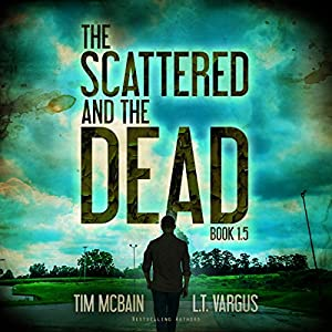 The Scattered and the Dead, Book 1.5 Audiobook