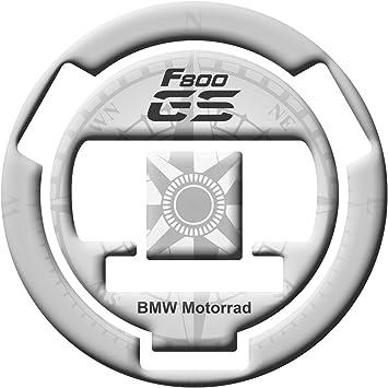 M FUEL CAP COVER PROTEZIONE TAPPO BENZINA Compatibile per F 800 GS Black ADV I GP-281