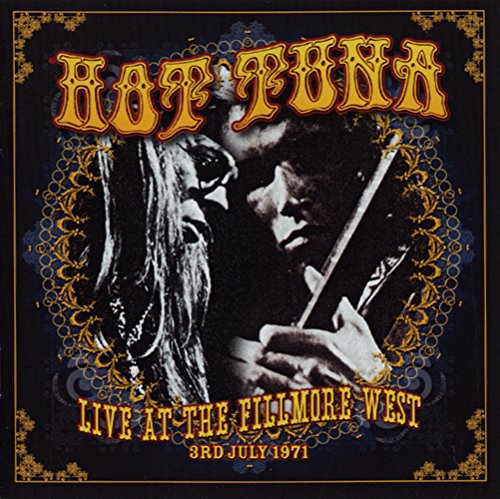 Live at the Fillmore West 3rd July ()
