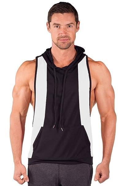 eac519f89c4405 Pitbull Gym Dri-Fit Two-Tone Stringer Hoodie