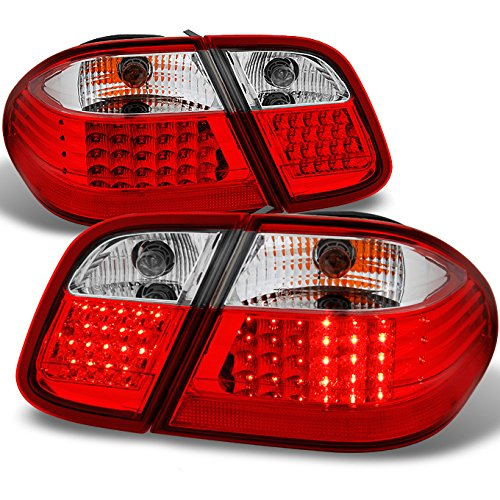 W208 Led Tail Lights in US - 1