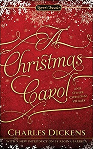 Amazon Com A Christmas Carol And Other Christmas Stories 9780451532022 Dickens Charles Barrecca Regina Dickens Gerald Charles Books