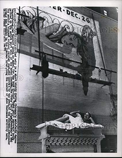 Amazon Com Historic Images 1956 Vintage Press Photo Jan