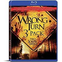 Wrong Turn Bd 3pk Cb Sm