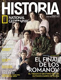 Historia National Geographic Julio 2018. Nro. 175