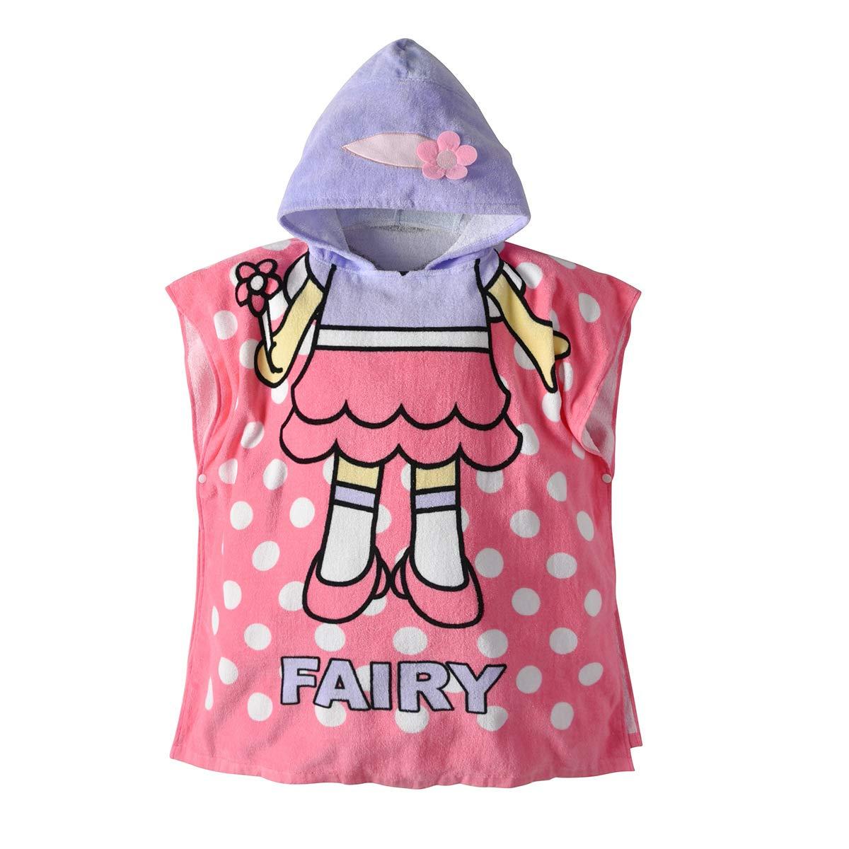 XXRBB Large Soft Hooded Towel Baby Cotton Poncho Robe Super Absorbent Hypoallergenic for Swim Bath Beach Bathtime,150x65cm(59x26inch) by XXRBB