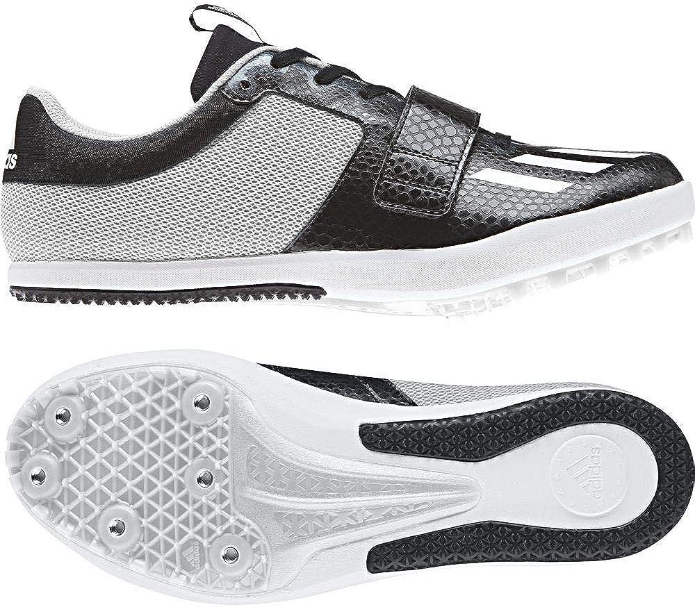 Adidas Jumpstar, Zapatillas de Atletismo para Hombre, Negro ...