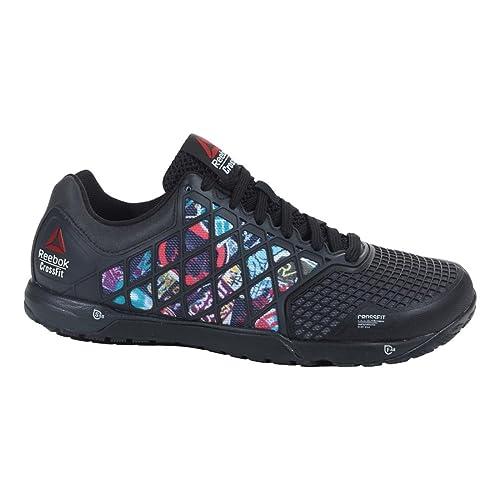 3db1c13d7d82 Reebok Men s Crossfit Nano 4.0 Training Shoe Black-Gravel-Steel 8.5 D(M)  US  Amazon.in  Shoes   Handbags