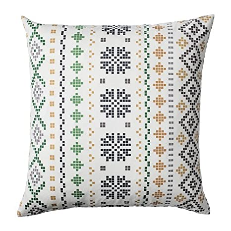 IKEA PIPORT - - 50 x 50 cm funda de cojín: Amazon.es: Hogar
