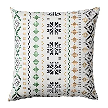 Amazon.com: Ikea Cushion Throw Pillow Cover Piport 20 X 20 ...