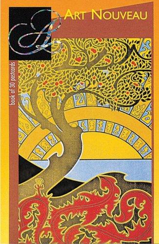 Art Nouveau Postcards (Art Nouveau (Postcard Books (Todtri Productions)))