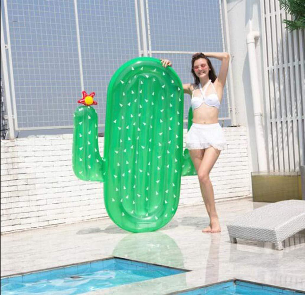 Amazon.com: Tumbona inflable para piscina, playa, verano ...