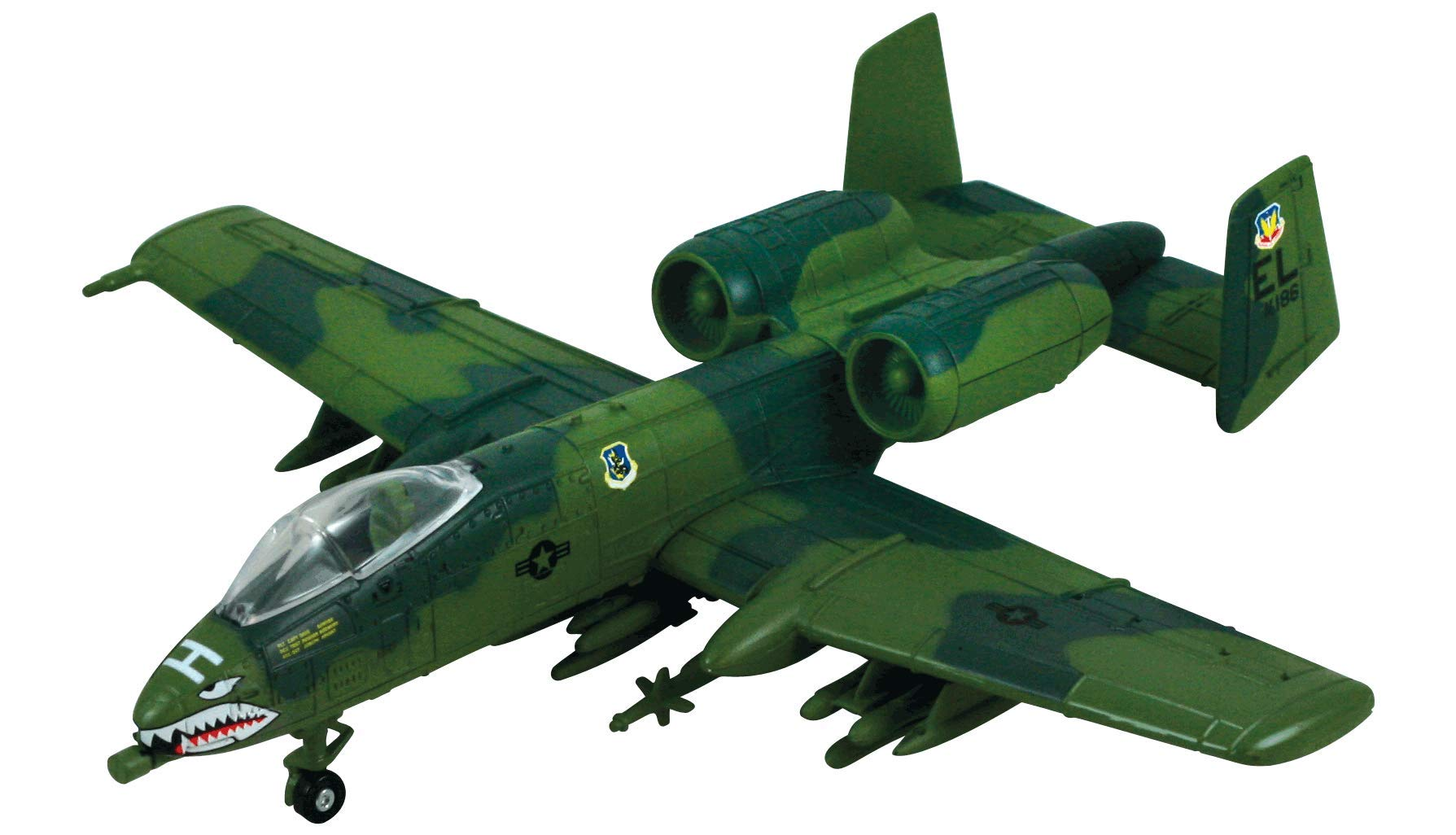 Smithsonian Museum Replica Series A-10 Thunderbolt II - 1:72 Scale