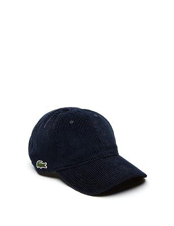 Lacoste Gorra RK9865 Azul para Hombre. U Marino: Amazon.es: Ropa y ...