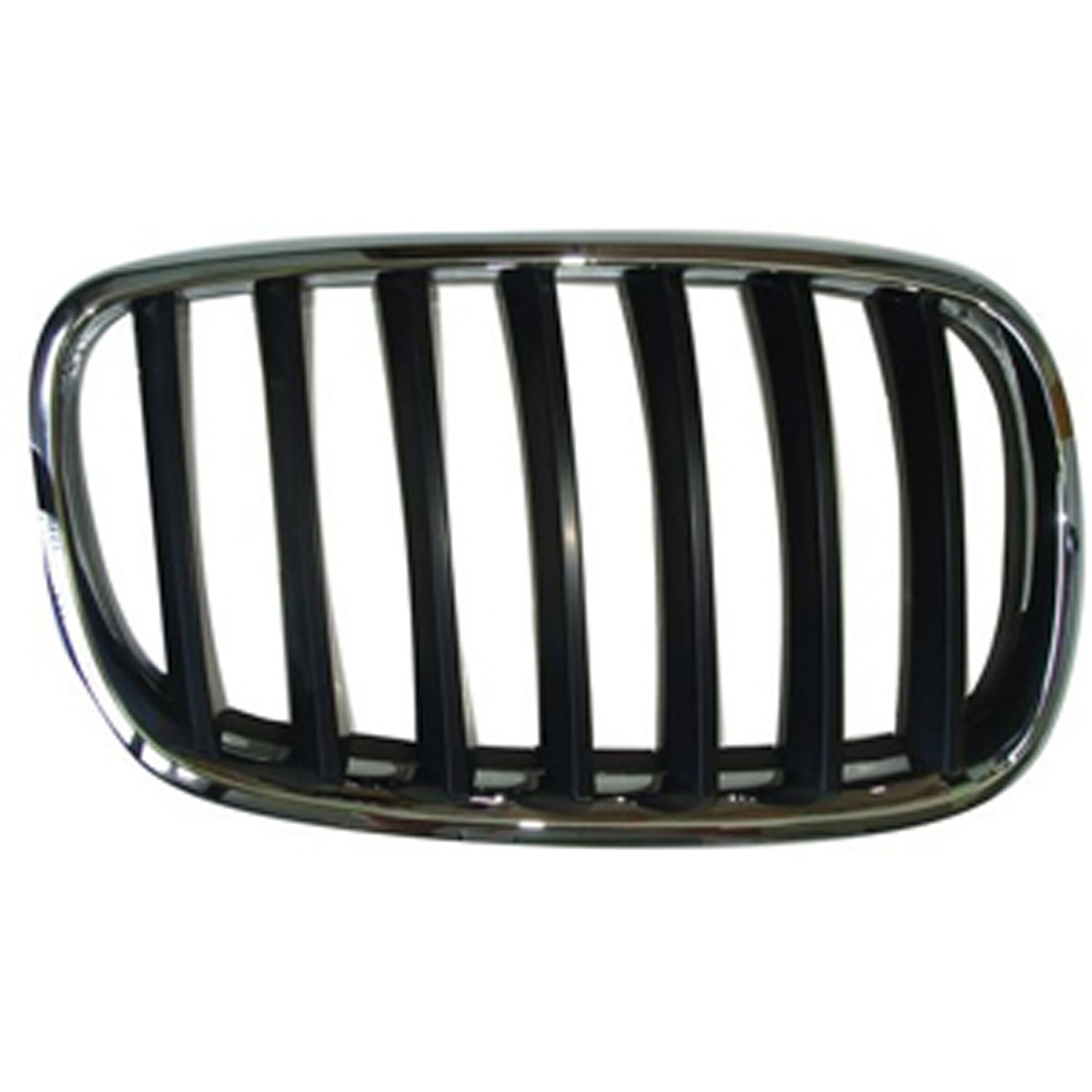 OE Replacement BMW X5/X6 Passenger Side Grille Assembly (Partslink Number BM1200181) Unknown
