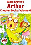 Marc Brown's Arthur Chapter Books: Volume 4: Who's in Love with Arthur?; Arthur Rocks with BINKY; Arthur and the Popularity Test