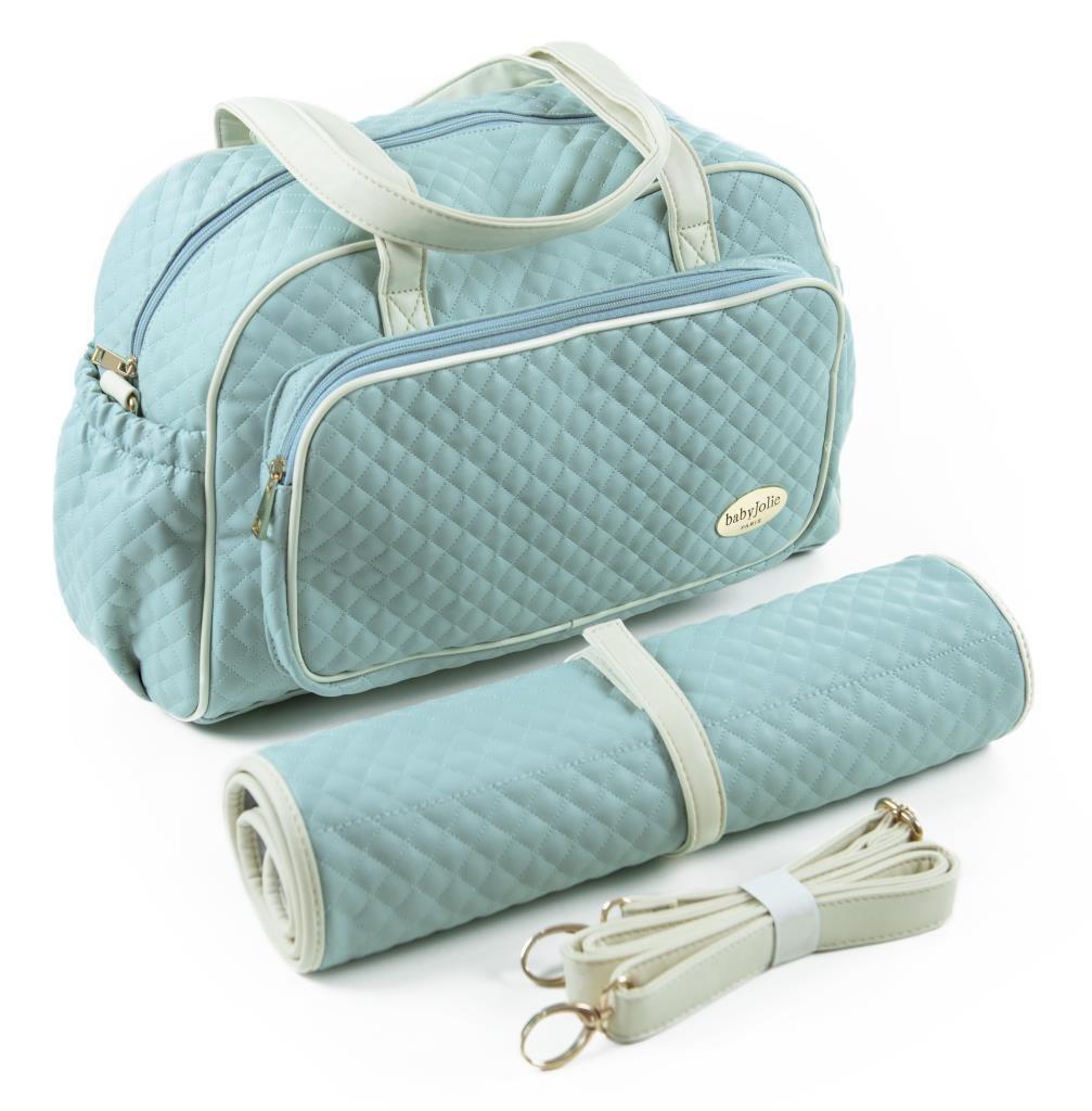 Blue Baby Jolie Le Bebezon Diaper Bag