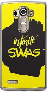 Inspirational LG G4 Transparent Edge Case - Infinite Swag