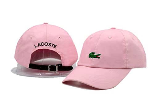 0146859821d Shenmul Unisex Adjustable Fashion Leisure Baseball Hat LACOSTE ...