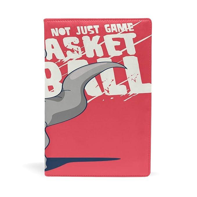 Divertidas fundas para libros de baloncesto con diseño de ...