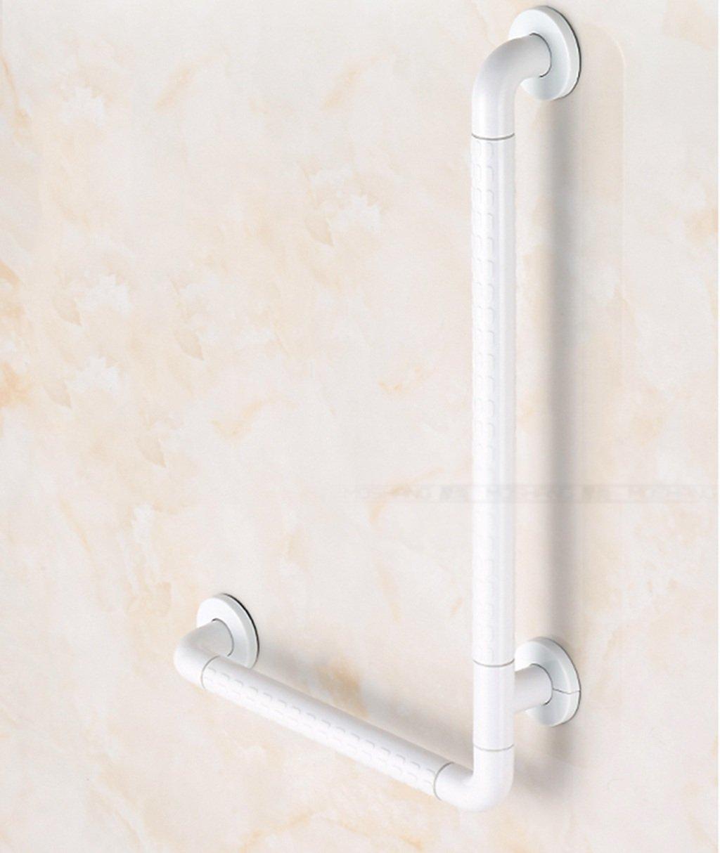 GRJH® バスルーム手すり、バスルーム滑り止めセーフティステンレススチールアームレスト 滑りにくさ ( 色 : 白 , サイズ さいず : 70*50cm ) B07BWDLMNL 70*50cm|白 白 70*50cm