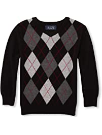 The Children s Place Baby Boys Argyle Sweaters 5513550bccb