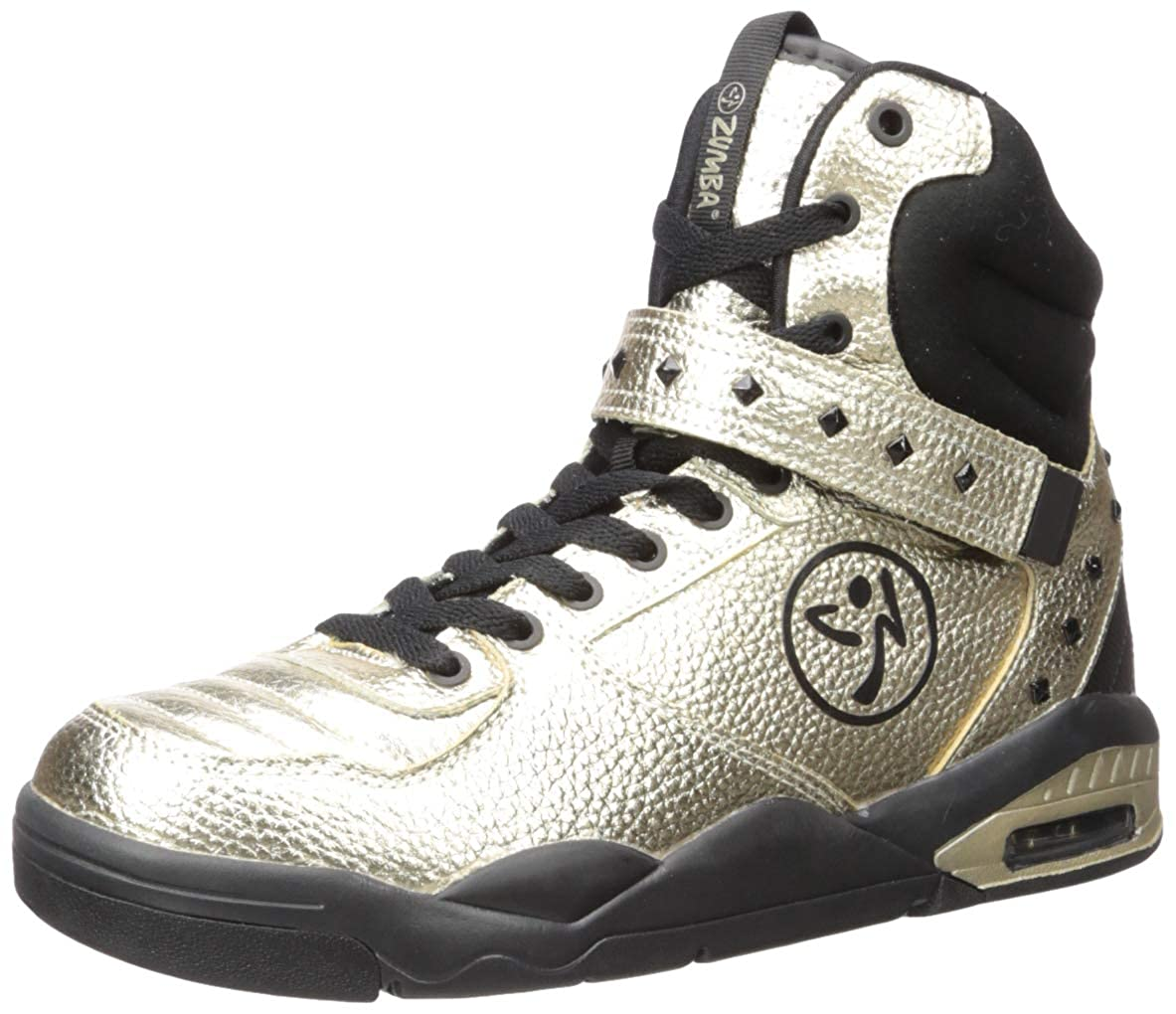 Zumba Fitness A1f00087, Chaussures de Fitness Femme Or (or 710) 40.5 EU