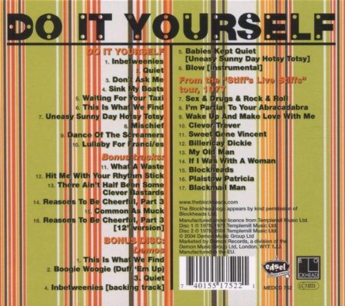 Ian dury the blockheads do it yourself ian dury and the ian dury the blockheads do it yourself ian dury and the blockheads amazon music solutioingenieria Choice Image