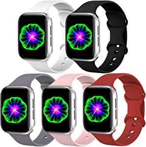Bravely klimbing Compatible with App le Watch Band 38mm 40mm 42mm 44mm, for Women Men, iwatch Bands Compatible with iWatch Series 6, Series 5, Series 4, Series 3, Series 2, Series 1 S/M, M/L
