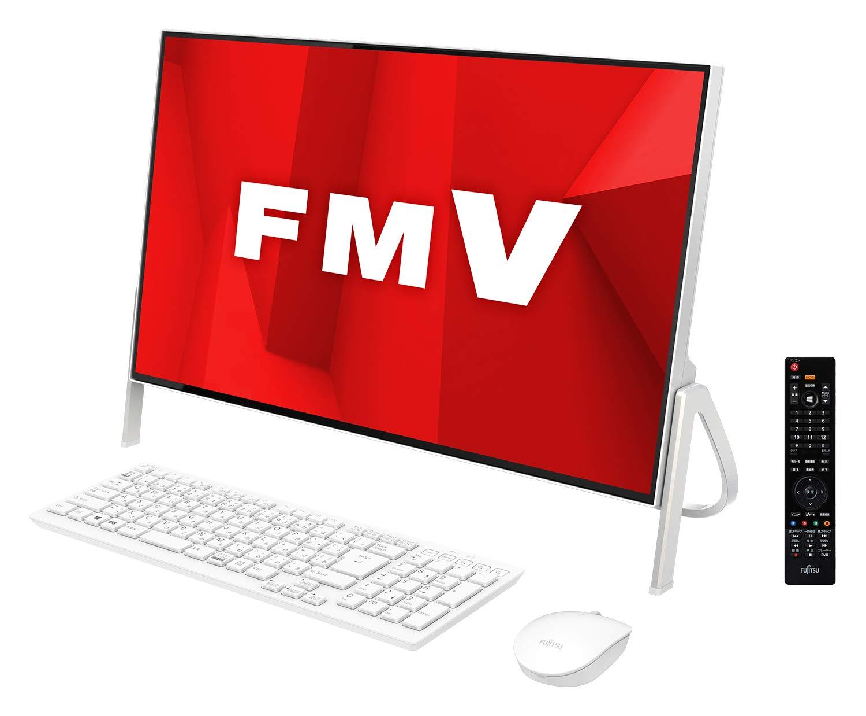 2019超人気 富士通 デスクトップパソコン FMV ESPRIMO FHシリーズ TVあり WF1/D1 ホワイト (Windows 10 B07NMV2MBX Home/23.8型ワイド液晶/Core i7/16GBメモリ/約3TB HDD/Blu-ray Discドライブ/Office Home and Business 2019/ホワイト/TV機能付き)AZ_WF1D1_Z018/富士通WEB MART専用モデル B07NMV2MBX ホワイト 8GB 1TBHDD TVあり Officeなし ホワイト 8GB 1TBHDD TVあり Officeなし, 安芸津町:f5a826ca --- arianechie.dominiotemporario.com