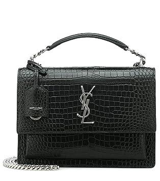 05faff84df6 Amazon.com: France YSL Women's Loulou classic leather shoulder bag:  LOUHESHIYINLVSHANGM,AOYOUXIANGONGSI