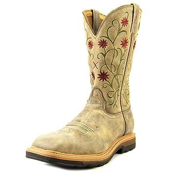 0313d5ddd04 Twisted X Ladies Bomb Lite Cowboy Work Boots